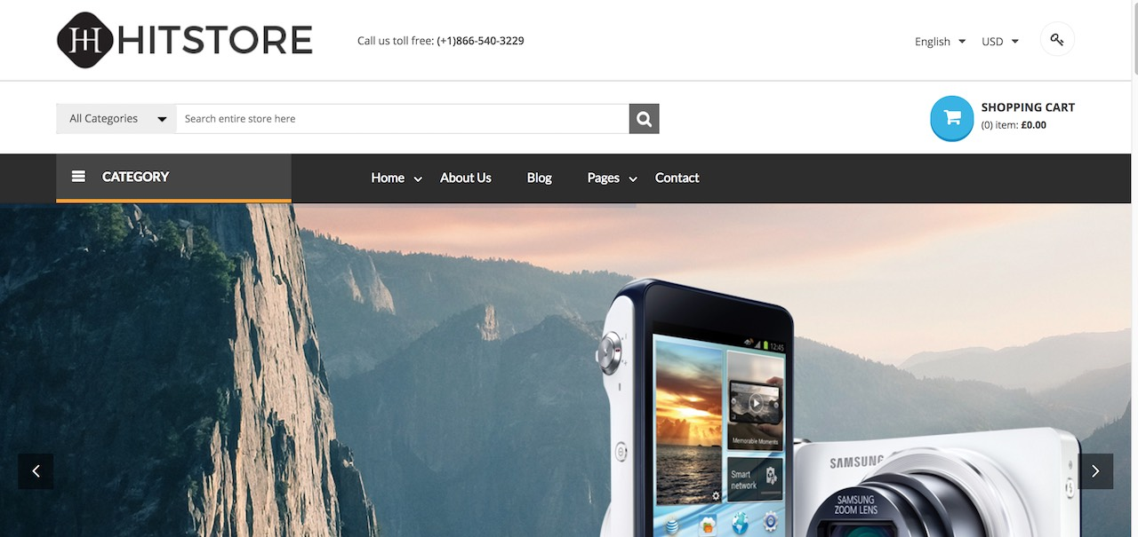 HitStore – Electronics eCommerce WordPress Theme-min