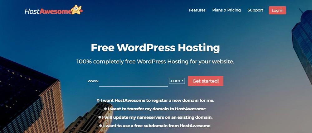 Хостинг для wp бесплатно рейтинг ру хостингов
