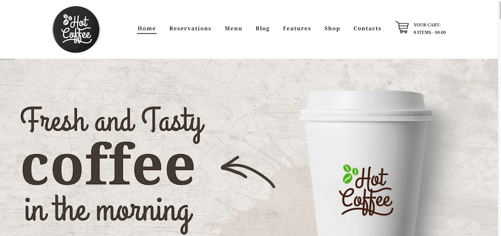 Hot Coffee – Just another WordPress site