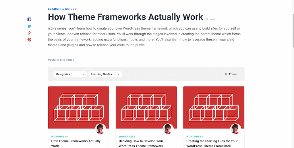How Theme Frameworks Actually Work
