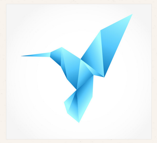 How To Create an Origami Style Logomark in Illustrator