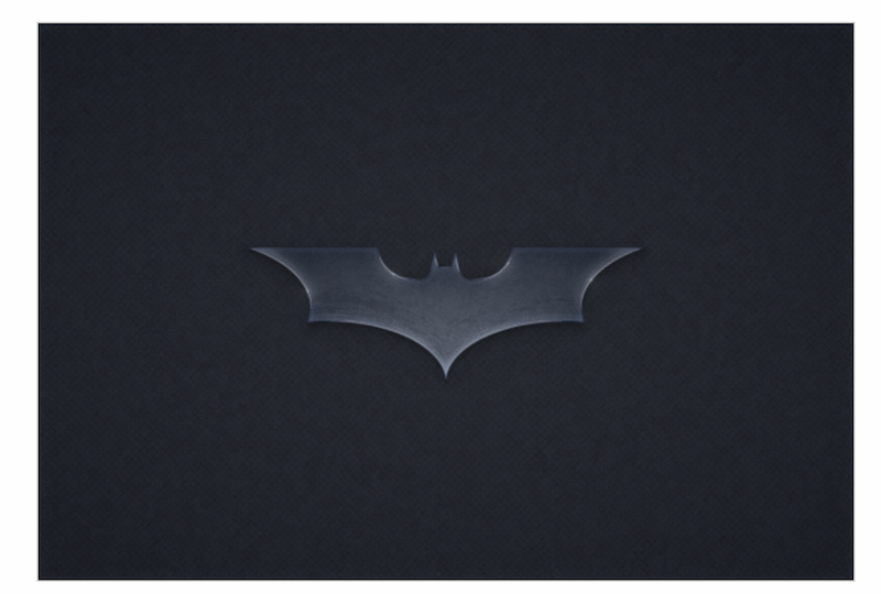How to Create the Batman Dark Knight Logo in Adobe Illustrator