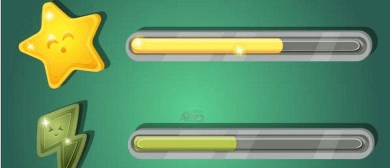 Game Progress Bar