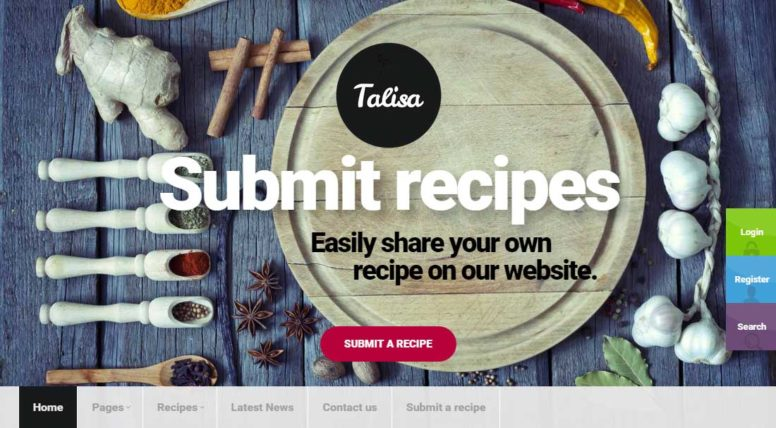 How To Start A Food Blog Today With WordPress – Beginner's Guide