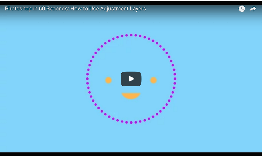 How to Use Adjustment Layers