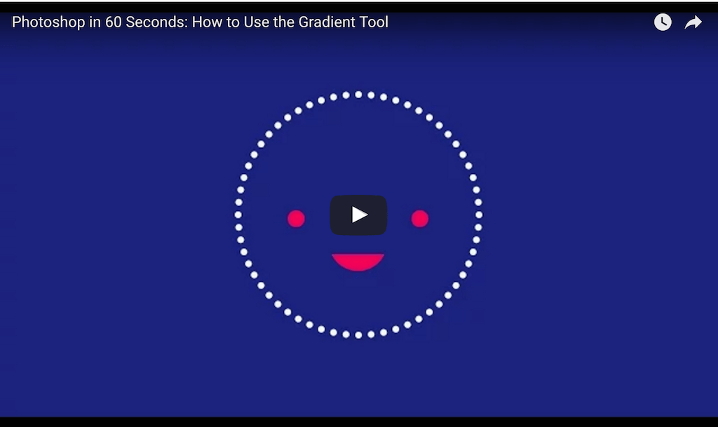 How to Use the Gradient Tool