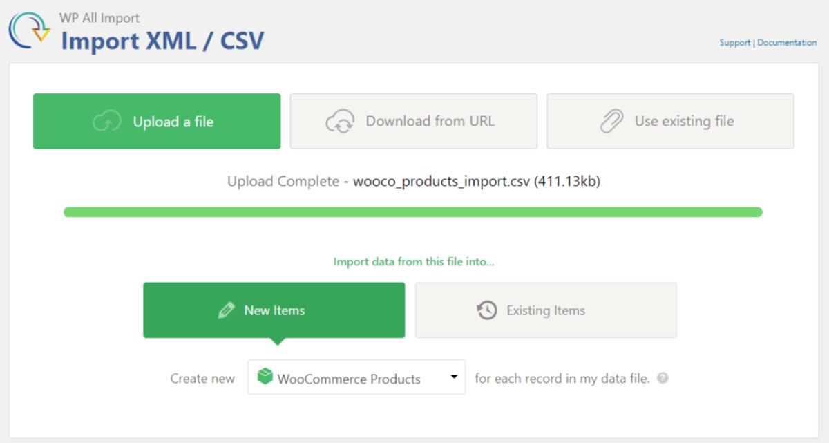 Responsive WooCommerce CSV Import Plugins