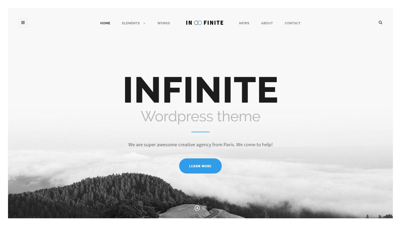 Infinite Theme Review: A Powerful Multi-Purpose WordPress Theme