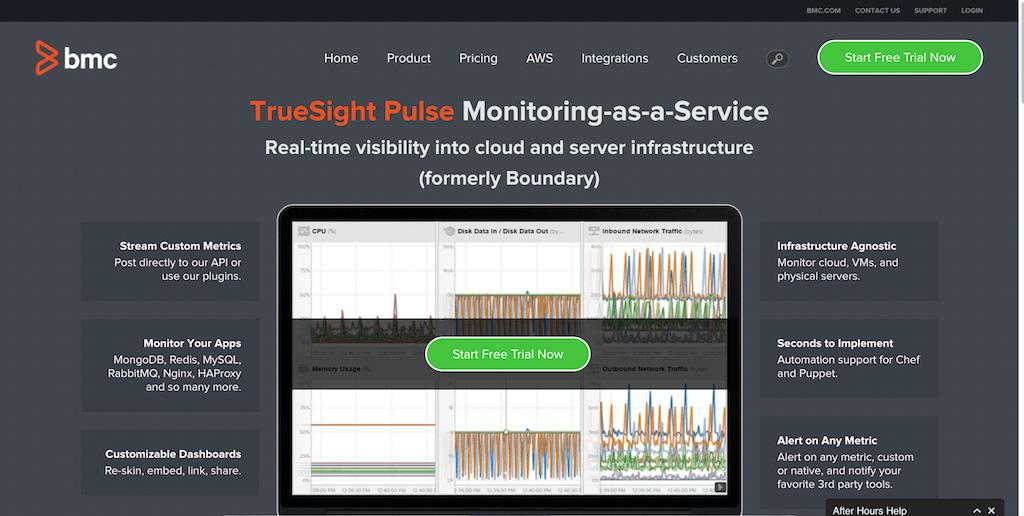 TrueSight Pulse