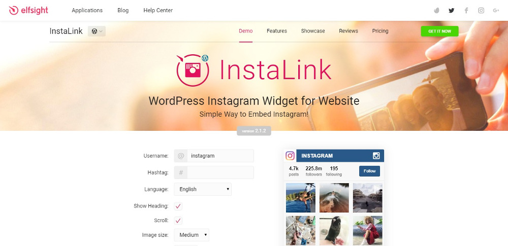 Top 20 WordPress Instagram Plugins 2019 - Colorlib