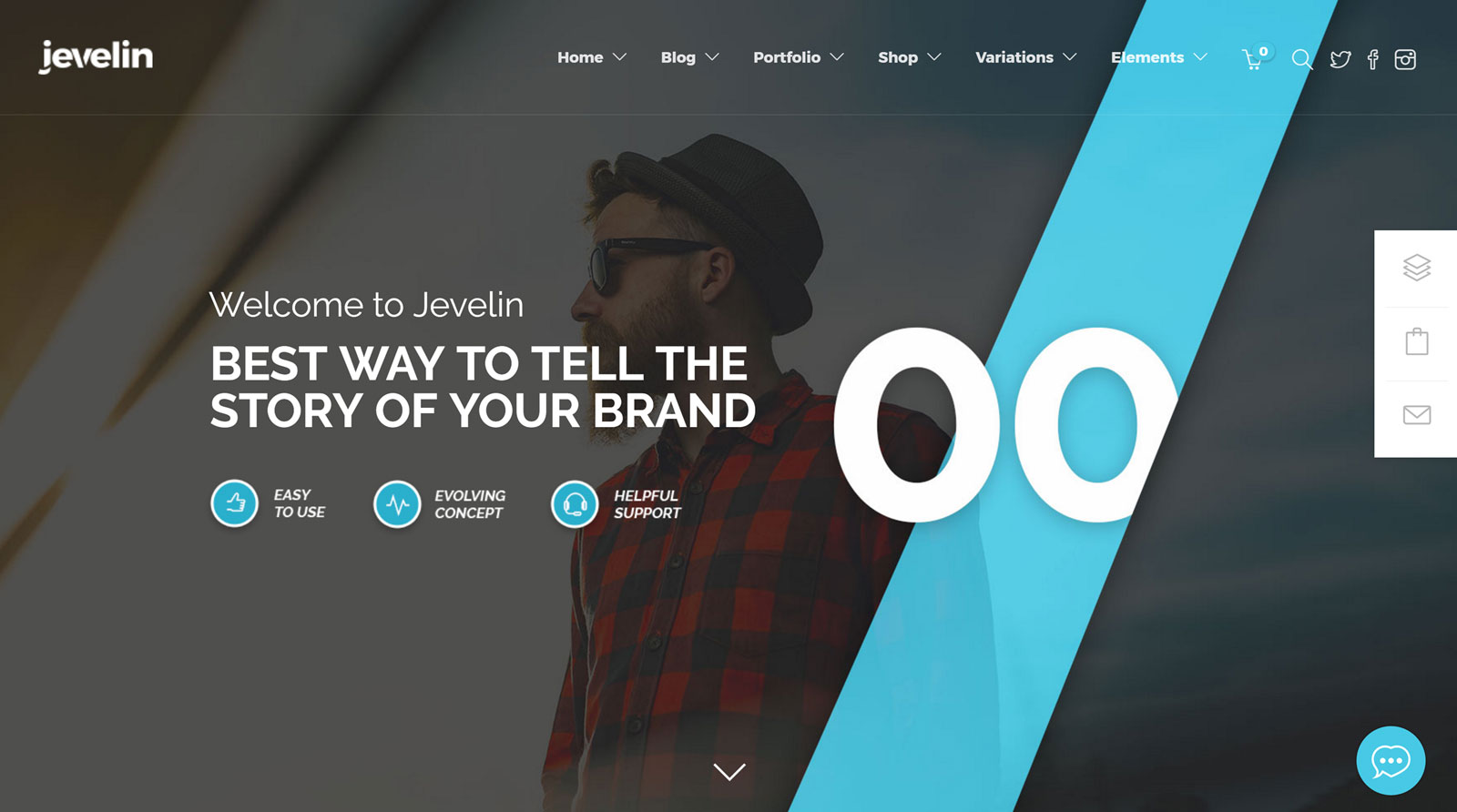 Jevelin Creative Demo