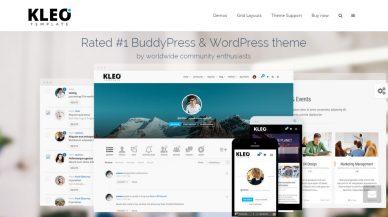 Kleo WordPress Theme Review