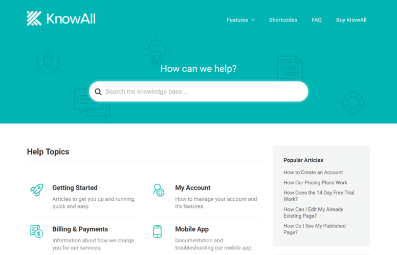 KnowAll WordPress Theme Review