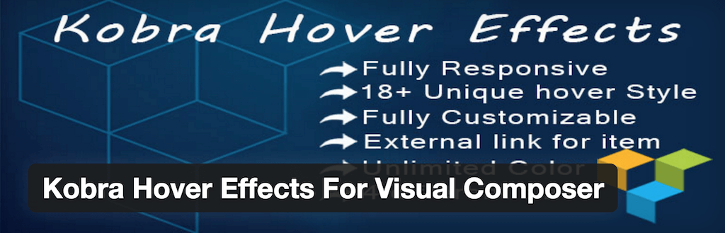 Kobra Hover Effects For Visual Composer — WordPress Plugins