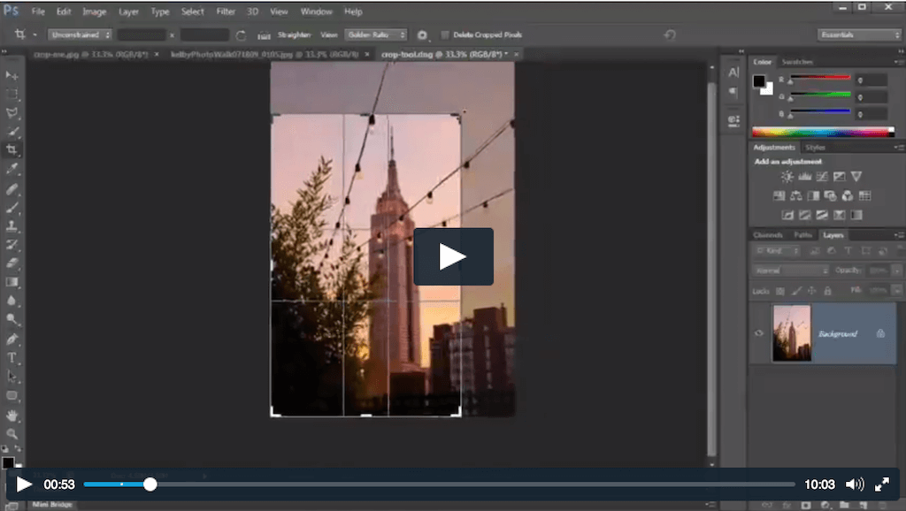 Learn Photoshop CS6 Advanced Tutorial