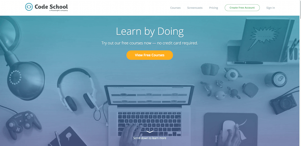 Learn to Code by Doing Code School