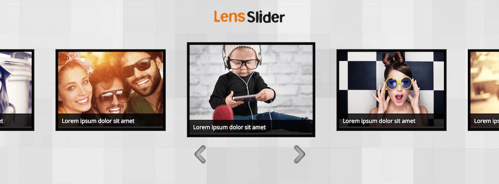 Lens Slider