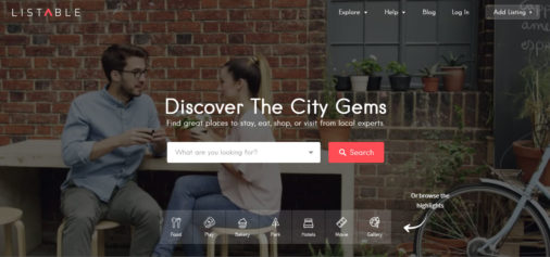 Listable WordPress Theme Review