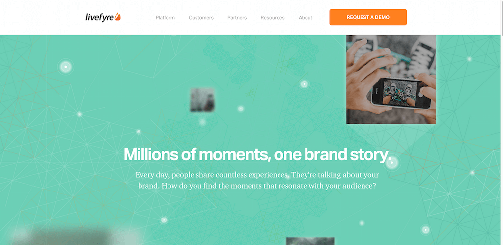 Livefyre The Leading Content Marketing and Engagement Platform