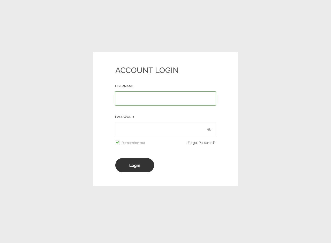 free form 14  Login Form 7 by Colorlib - Free HTML Login Form 7 - Colorlib