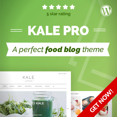 Kale Blog Themes on Colorlib