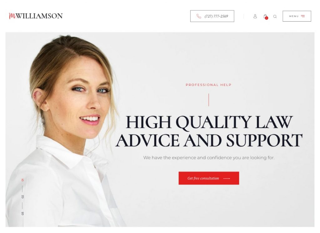 , 2020 Motivation WordPress Themes to Put Your Business on the Map, Rojak WP