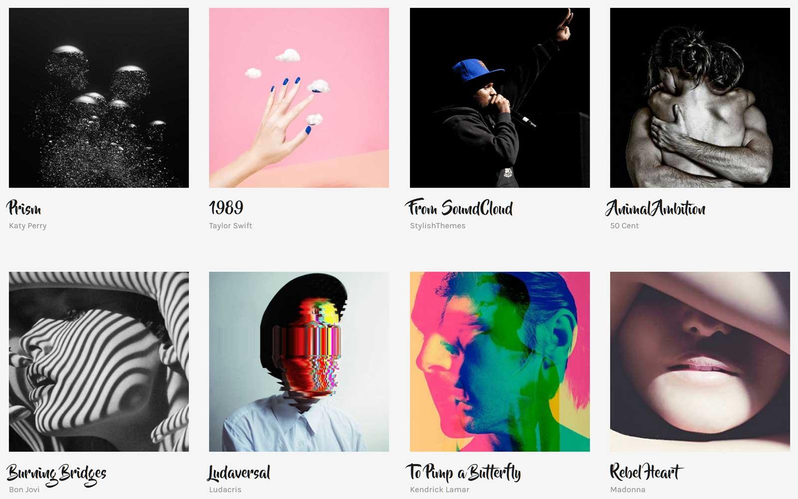 Band Discography