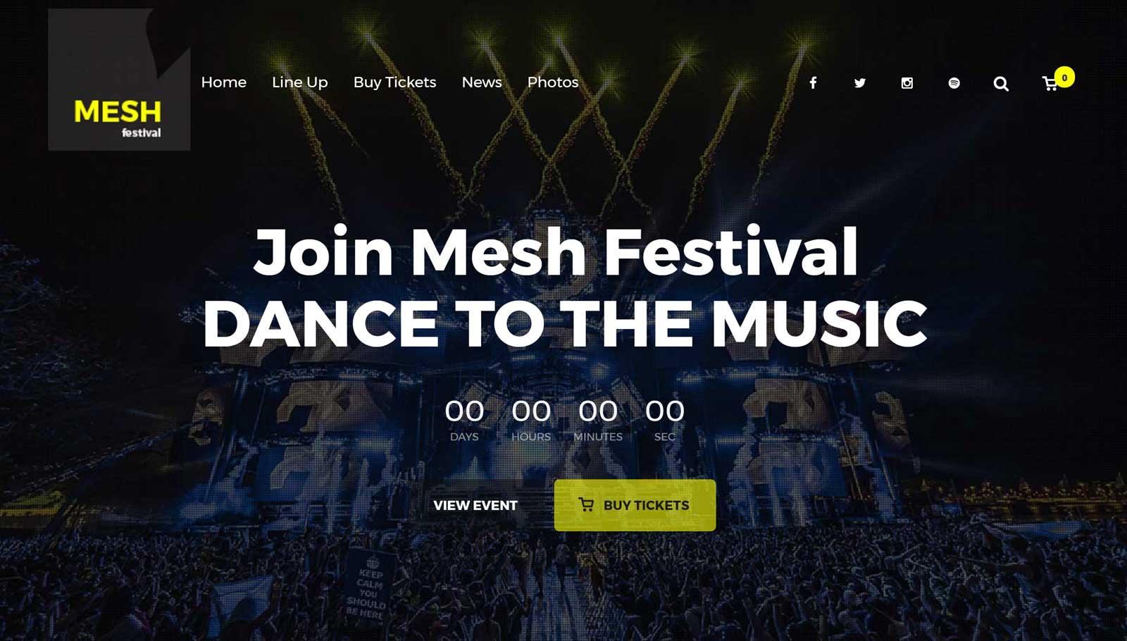 Festival Demo