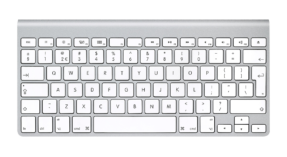 Mac OS X Keyboard