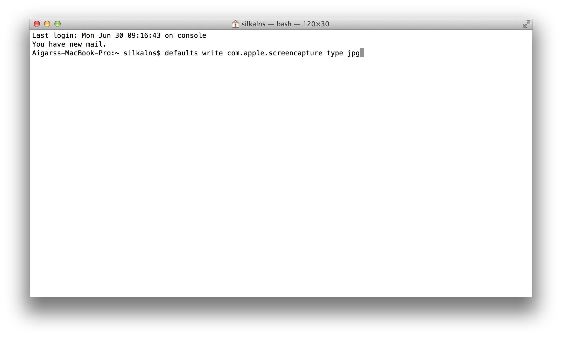 How To Print Screen On A Mac