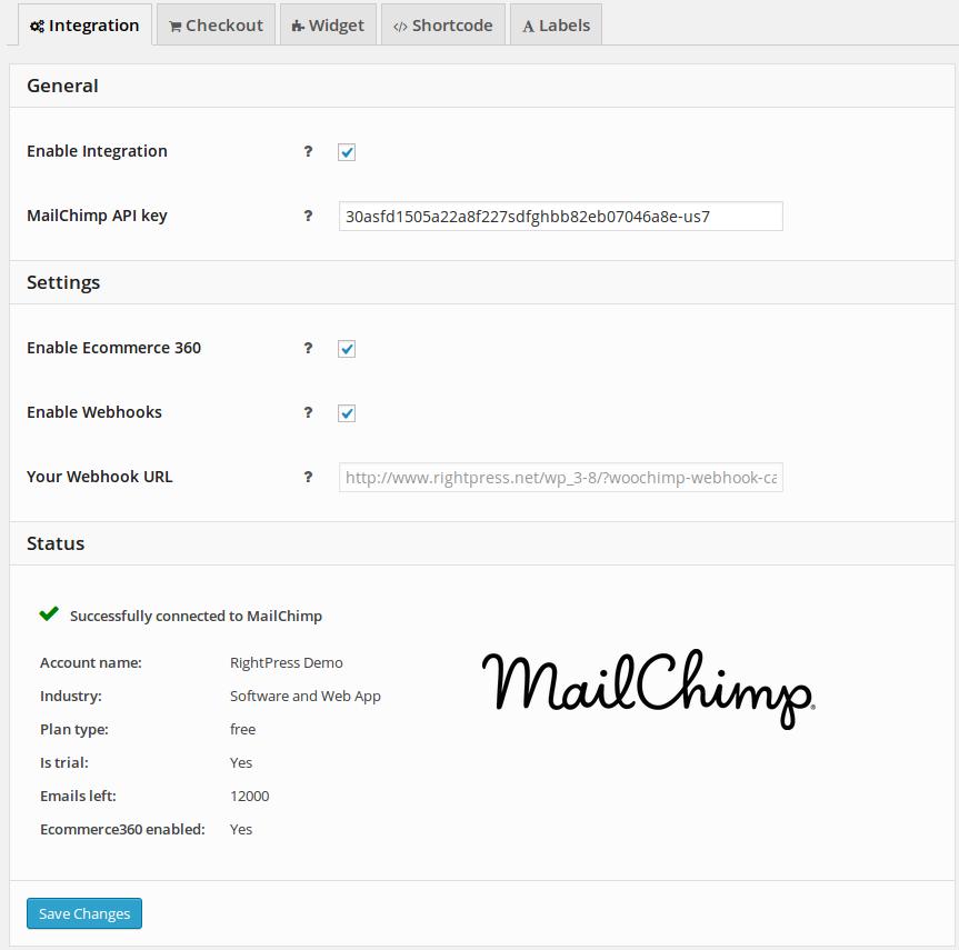 MailChimp final