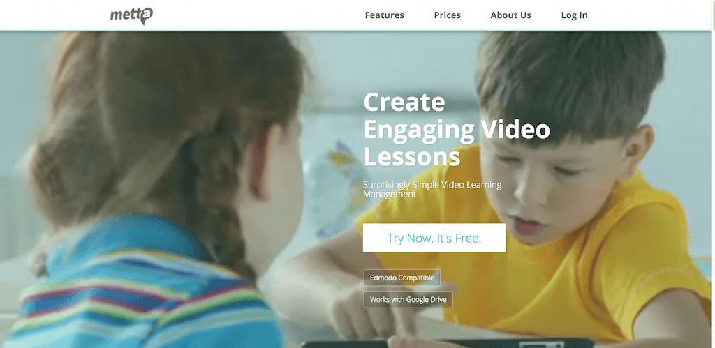 Make em Curious With Your Video Lessons — Metta.io