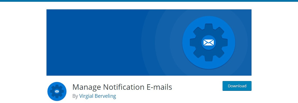 Manage Notification Emails