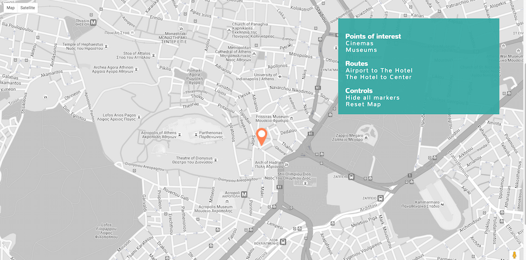 Mapit An Easy Way To Embed Google Maps In Your Site