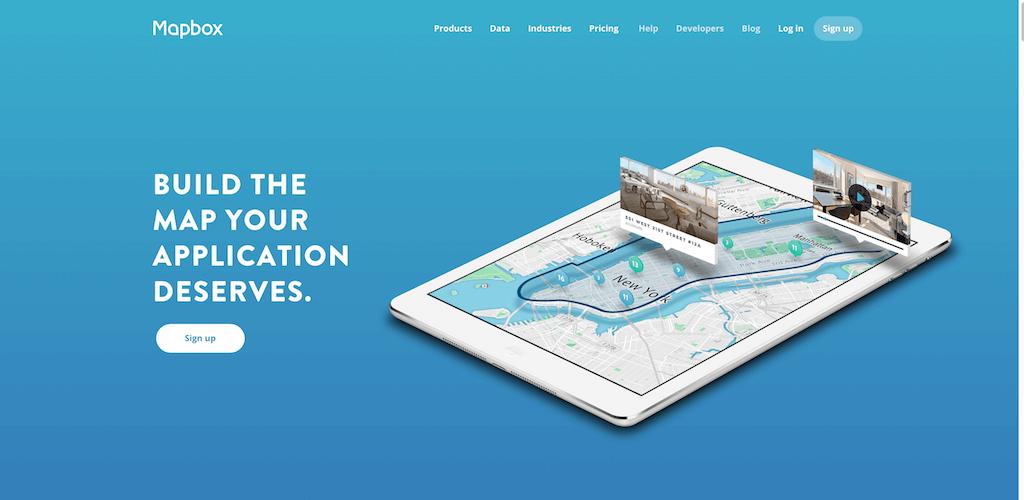 Mapbox Design and publish beautiful maps
