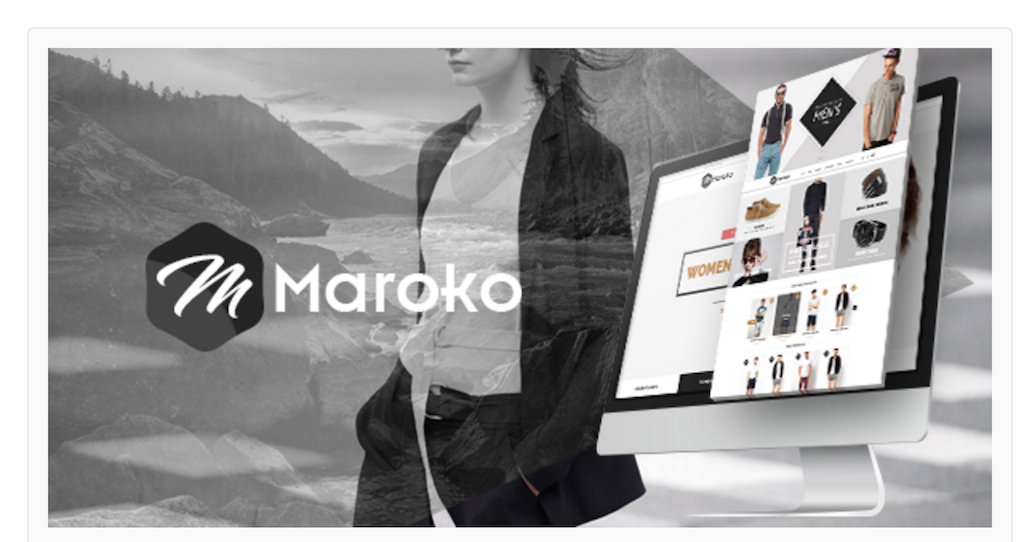 Top 30 best free best shopify themes for your online store 2017 maroko responsive shopify theme pronofoot35fo Images