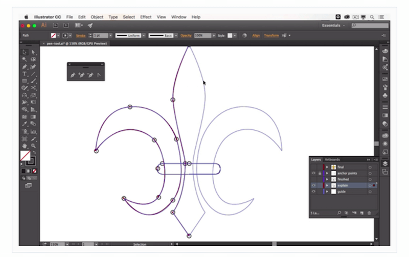 Master the Pen Tool in Your Coffee Break