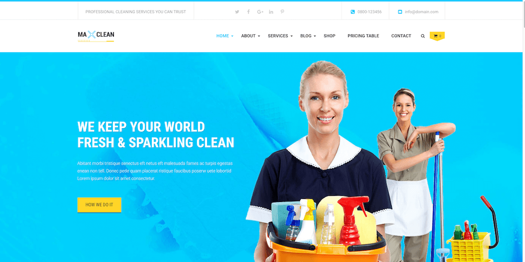 cleaning company images