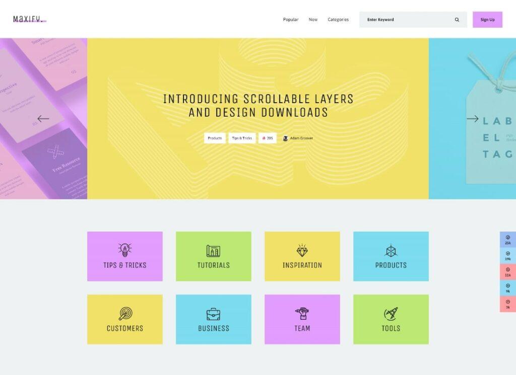 Maxify | Startup & Business Blog WordPress Theme