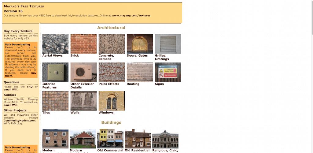 Mayang s Free Texture Library
