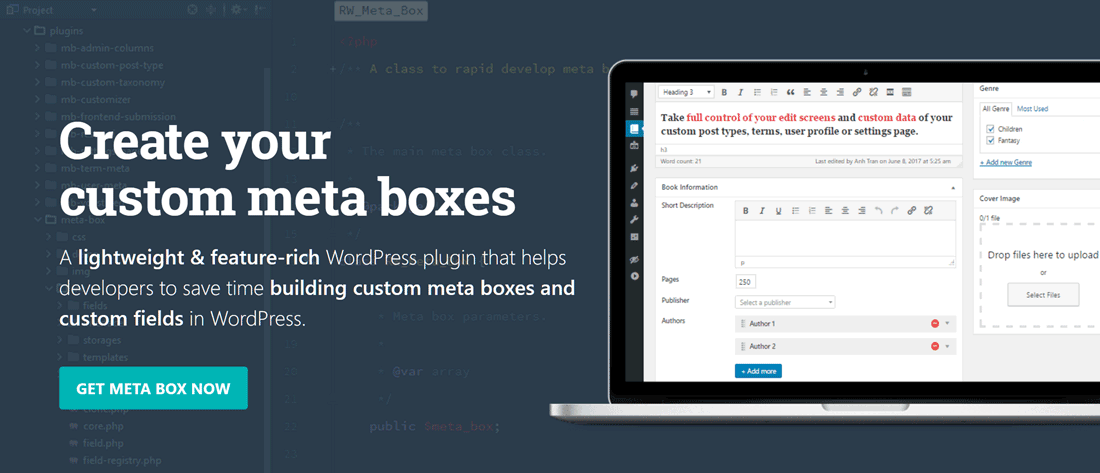 Meta Box Plugin Review: Easily Add Custom Fields to WordPress - Colorlib