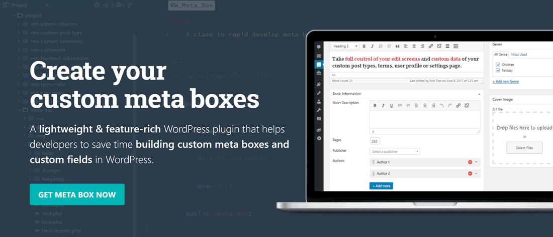 Meta Box Plugin Review: Easily Add Custom Fields To WordPress