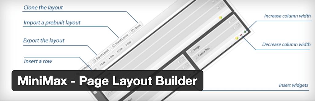 MiniMax Page Layout Builder — WordPress Plugins