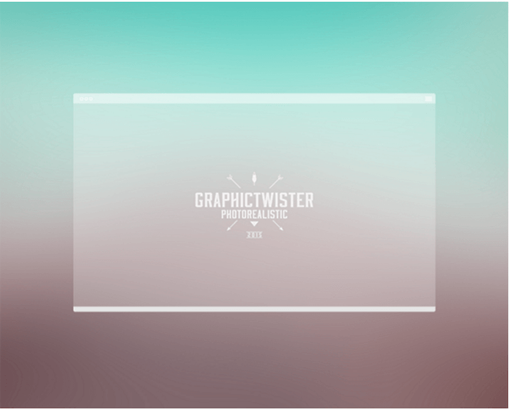 Minimal Browser Template 4K