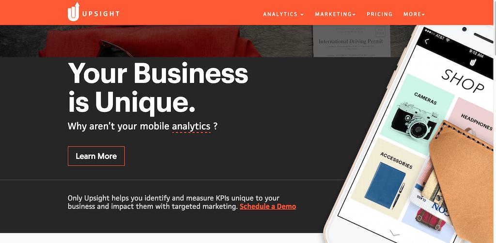 Mobile Marketing Analytics for App Developers Upsight