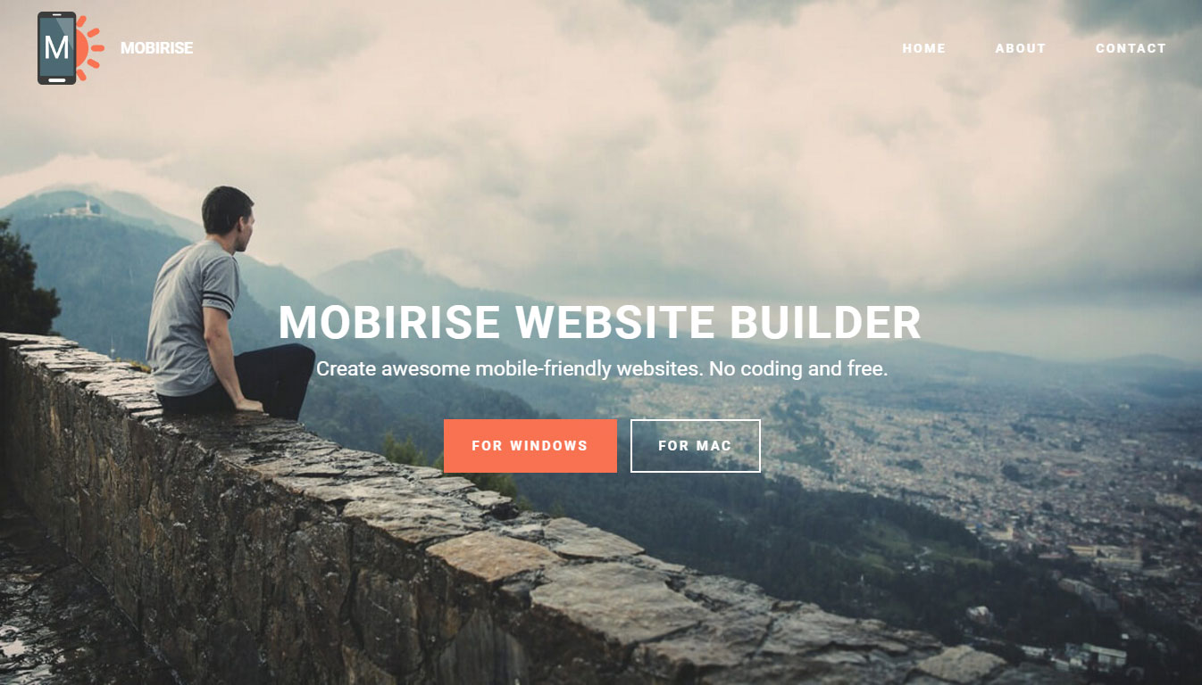 mobirise review drag and drop website builder tool mobirise review ft
