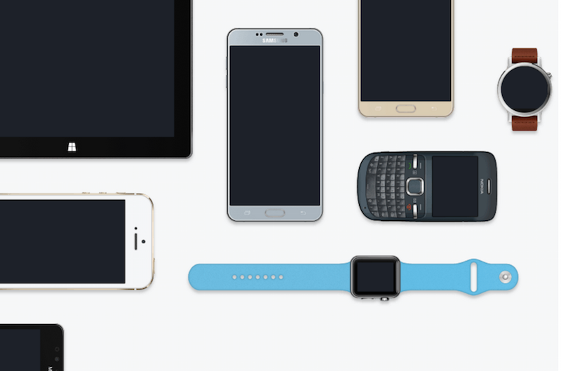 Mockup Devices Collection