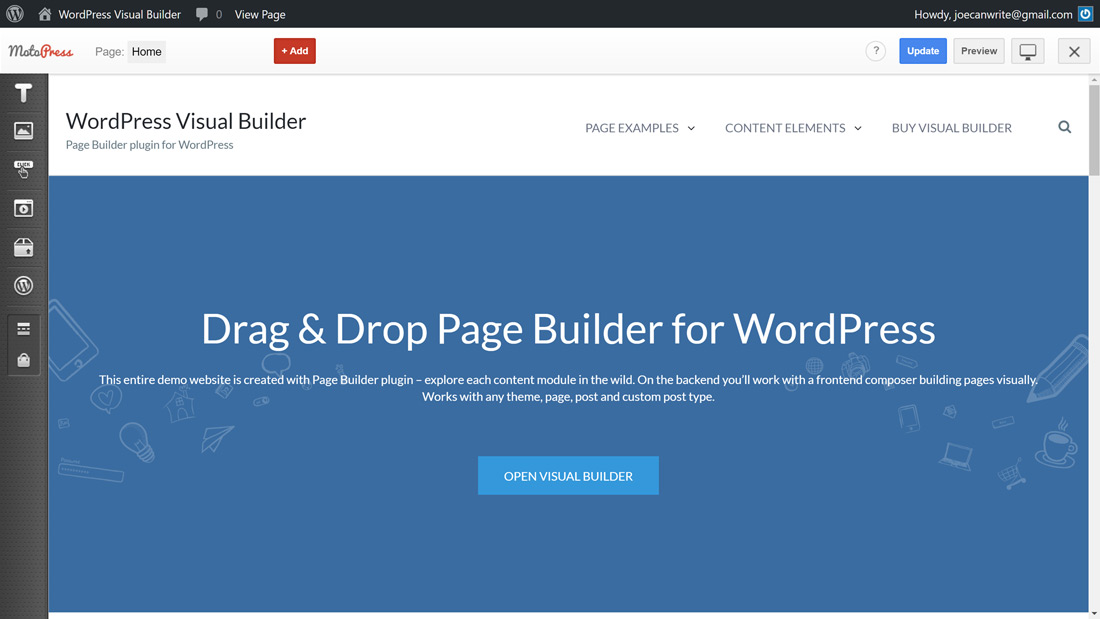 MotoPress Content Editor Review: A Visual Page Builder for