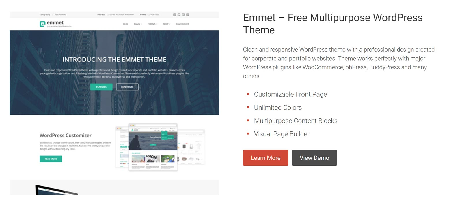 MotoPress WordPress Themes