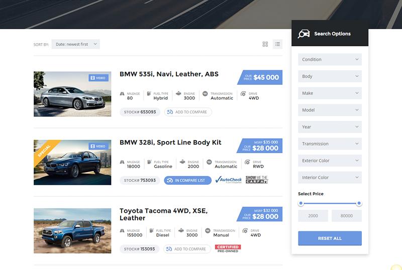 Motors-Search-Tools
